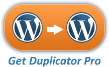 move wordpress with Duplicator Pro